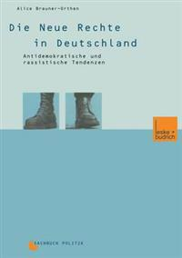 Die Neue Rechte in Deutschland