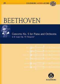 """Piano Concerto No. 5 """"Emperor"""""""