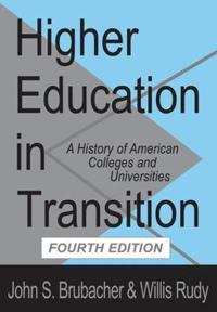 Higher Education in Transition