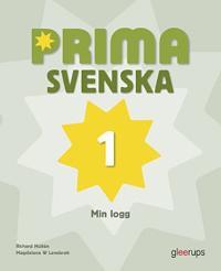 Prima Svenska 1 Min logg