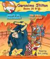 Geronimo Stilton, Books 20 & 21: Surf's Up, Geronimo!/The Wild, Wild West