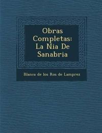 Obras Completas: La Ni a de Sanabria