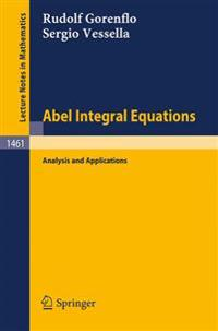 Abel Integral Equations