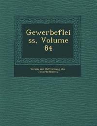 Gewerbefleiss, Volume 84
