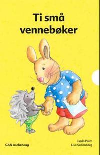Ti små vennebøker (nynorsk) - Linda Palm | Inprintwriters.org