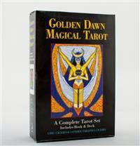 Golden dawn magical tarot - a complete tarot set
