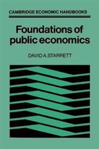 Foundations of Public Economics