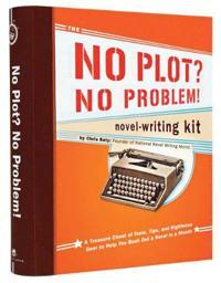 No Plot No Problem Novel Writing Kit