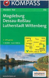 Magdeburg - Dessau-Roßlau - Lutherstadt Wittenberg 1 : 50 000
