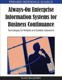 Always-On Enterprise Information Systems for Business Continuance