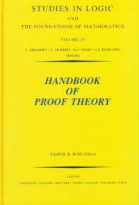 Handbook of Proof Theory