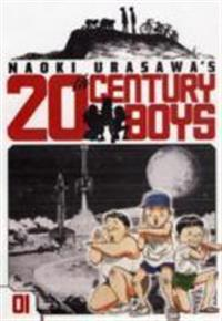 Naoki Urasawa's 20th Century Boys vol. 1: Friends
