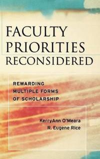 Faculty Priorities Reconsidered