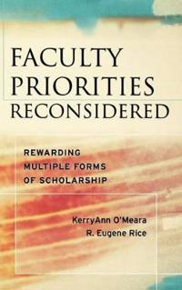 Faculty Rewards Reconsidered