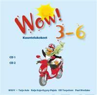 WOW! 3-6 (2 CD)