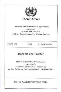 Treaty Series 2691 I