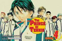The Prince of Tennis, Volume 4