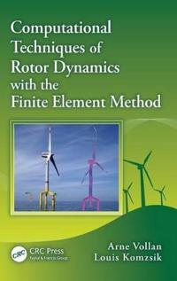 Computational Techniques of Rotor Dynamics With the Finite Element Method