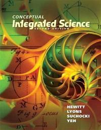 Conceptual Integrated Science + Masteringphysics