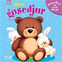Mina gosedjur   känselbok att ta och titta på - Sabine Nielsen - böcker (9783849900427)     Bokhandel