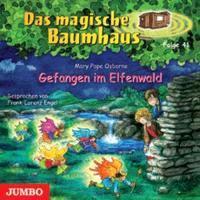 Osborne, M: Magische Baumhaus 41/Elfenwald/CD