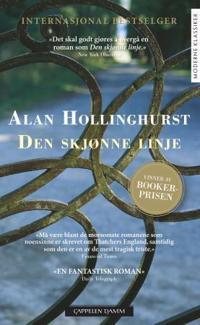 Den skjønne linje - Alan Hollinghurst   Ridgeroadrun.org