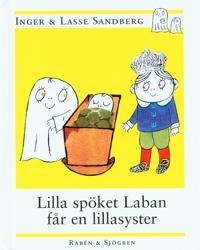 Lilla spöket Laban får en lillasyster