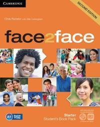 Face2face Starter Student's Book + Dvd-rom + Online Workbook