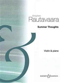 Summer Thoughts: Violin and Piano