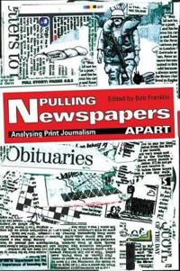 Pulling Newspapers Apart