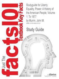 Studyguide for Liberty, Equality, Power