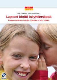 Lapset kieltä käyttämässä