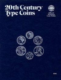 Coin Folders Miscellaneous: 20th Century Types