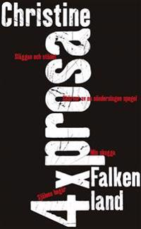 4 x prosa : Släggan och svärdet, Skärvor av en sönderslagen spegel, Min skugga, Själens begär