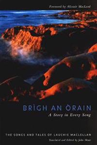 Brigh an Orain - A Story in Every Song