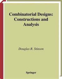 Combinatorial Designs