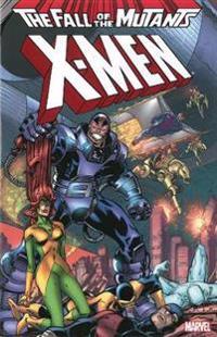 X-men: Fall of the Mutants 2