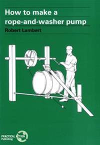 How to Make a Rope Washer Pump