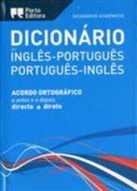 Dicionario Academico De Ingles-portugues / Portugues-ingles - Acordo Ortografico