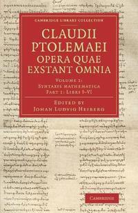 Claudii Ptolemaei Opera Quae Exstant Omnia