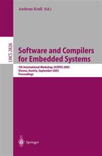 Software and Compilers for Embedded Systems