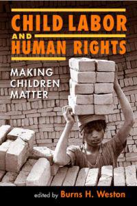 Child Labor And Human Rights