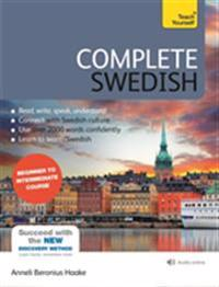 Complete Swedish Beginner to Intermediate Course: Learn to Read, Write, Speak and Understand a New Language with Teach Yourself