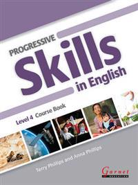 Progressive Skills in English - Course Book - Level 4 with Audio DVD & DVD