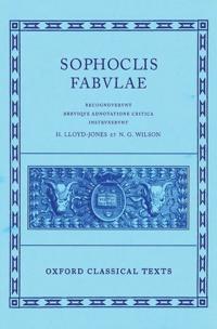 Sophoclis Fabvlae