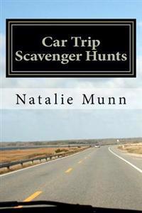 Car Trip Scavenger Hunts