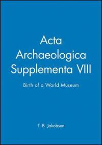 Acta Archaeologica Supplementa