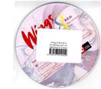 Wings 8 Red Ersättnings elev-cd