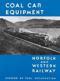 Coal Car Equipment Norfolk and Western Railway