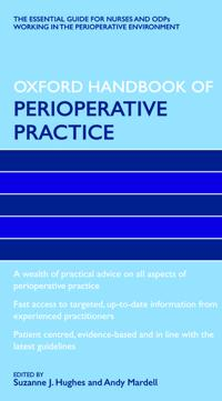 Oxford Handbook of Perioperative Practice